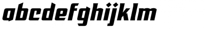 EARTH A.D. Spurred Font LOWERCASE