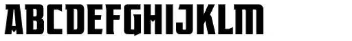EARTH A.D. Vortex Font UPPERCASE