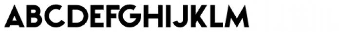 Ealing Black Font UPPERCASE