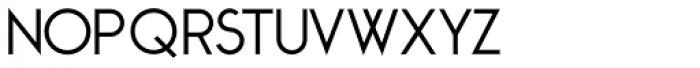 Ealing Regular Font UPPERCASE