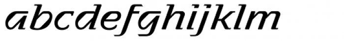 Earth Doomsday Font LOWERCASE