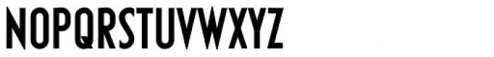 Earthman BB Bold Font UPPERCASE