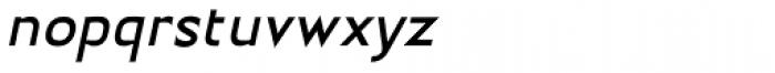 Earthman Ext BB Italic Font LOWERCASE