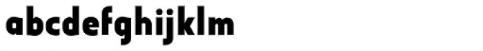 Earthman Heavy BB Font LOWERCASE