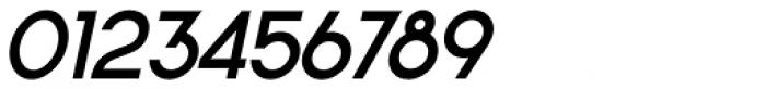 East Village Oblique JNL Font OTHER CHARS