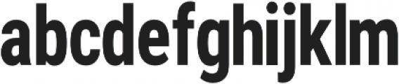 Ebbets Infield otf (400) Font LOWERCASE
