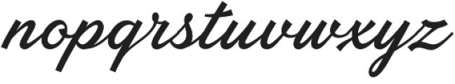 Ebbing Pro otf (400) Font LOWERCASE