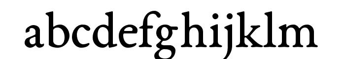 EB Garamond 08 Regular Font LOWERCASE