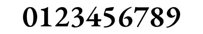 EB Garamond SemiBold Font OTHER CHARS