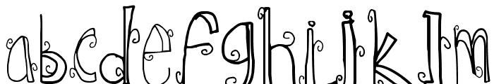 Ebba Font Font LOWERCASE