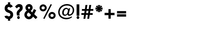 Ebisu Regular Font OTHER CHARS