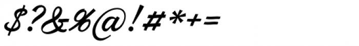 Ebbing Swash Font OTHER CHARS