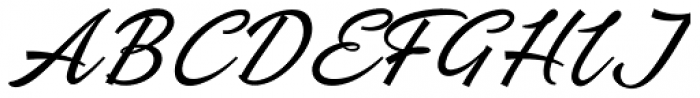 Ebbing Font UPPERCASE