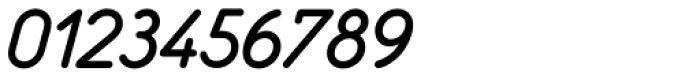 Ebnor Italic Font OTHER CHARS