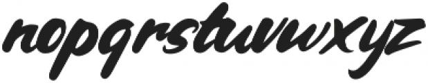 Echizen otf (400) Font LOWERCASE