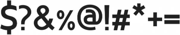 EchoTech_bold ttf (700) Font OTHER CHARS