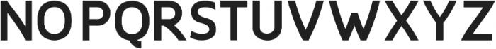 EchoTech_bold ttf (700) Font UPPERCASE