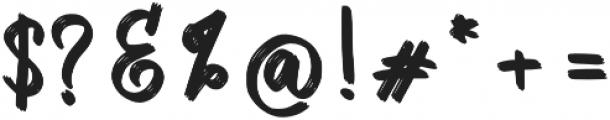 Ecustic otf (400) Font OTHER CHARS