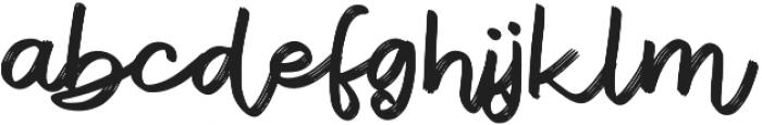 Ecustic otf (400) Font LOWERCASE