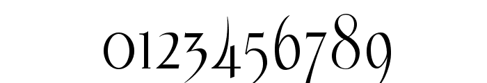 Echelon-Regular Font OTHER CHARS