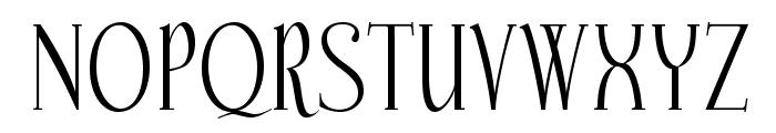 Echelon-Regular Font UPPERCASE