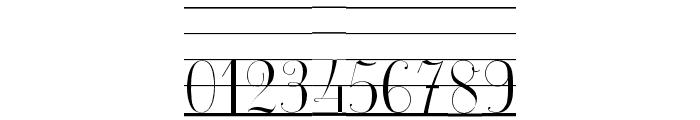 Ecolier_lignes_court Font OTHER CHARS