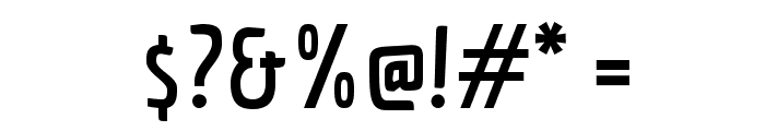 Economica-Bold Font OTHER CHARS