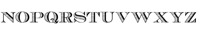 EcuyerDAX Font UPPERCASE