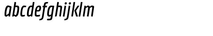 Economica Pro Bold Italic Font LOWERCASE