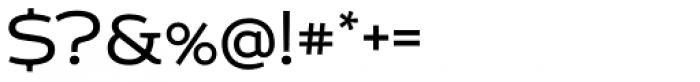 Echoes Sans Light Font OTHER CHARS