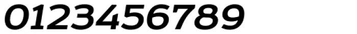 Echoes Sans Medium Italic Font OTHER CHARS
