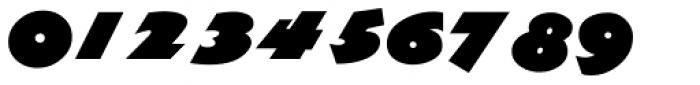 Eckhardt Signwriter JNL Font OTHER CHARS