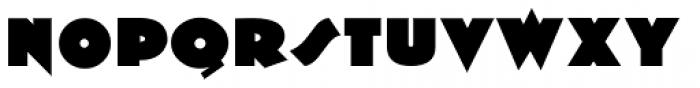 Eckhardt Signwriter JNL Font UPPERCASE