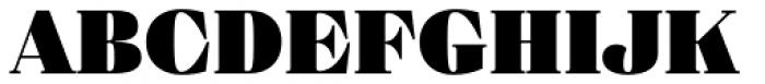 Eckhart Color Layer 1 Font UPPERCASE