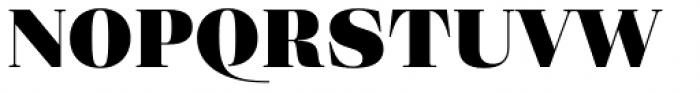 Eckhart Headline Black Font UPPERCASE