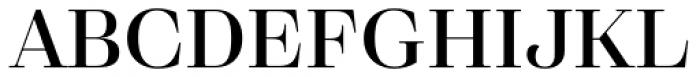 Eckhart Headline Demi Bold Font UPPERCASE