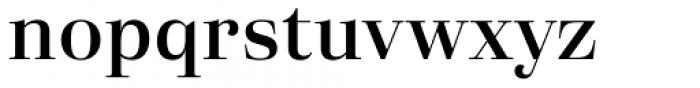 Eckhart Headline Demi Bold Font LOWERCASE