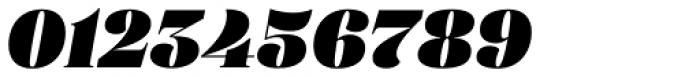 Eckhart Headline Extra Black Italic Font OTHER CHARS