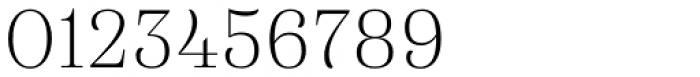 Eckhart Headline Light Font OTHER CHARS