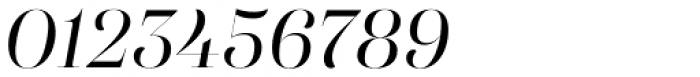 Eckhart Poster Regular Italic Font OTHER CHARS