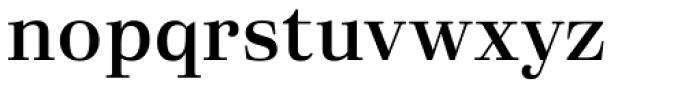 Eckhart Text Demi Bold Font LOWERCASE