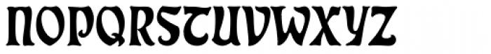Eckmann D Font UPPERCASE
