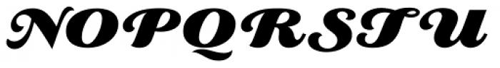 Eclat Font UPPERCASE