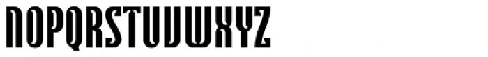 Ecliptica BT Sans Font UPPERCASE