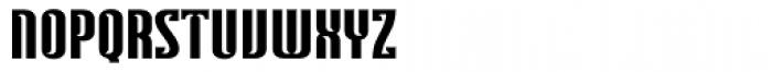 Ecliptica Sans Extended Font UPPERCASE