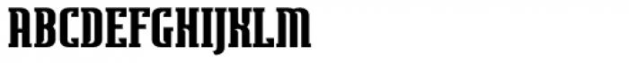 Ecliptica Serif Extended Font UPPERCASE