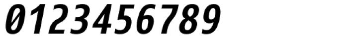 Eco Coding WGL4 Bold Italic Font OTHER CHARS