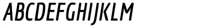 Economica Cyrillic PRO Bold Italic Font UPPERCASE