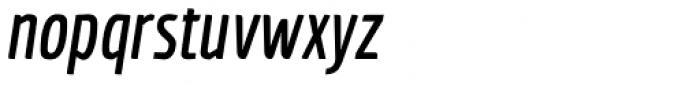 Economica Cyrillic PRO Bold Italic Font LOWERCASE
