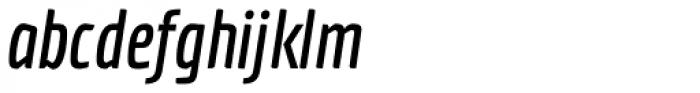 Economica OT Bold Italic Font LOWERCASE